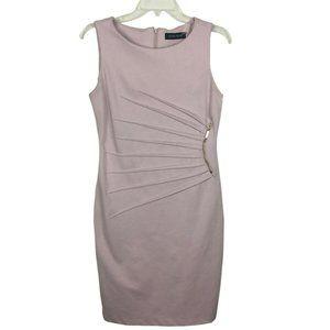Ivanka Trump Womens Sleeveless Sheath Dress Size 6